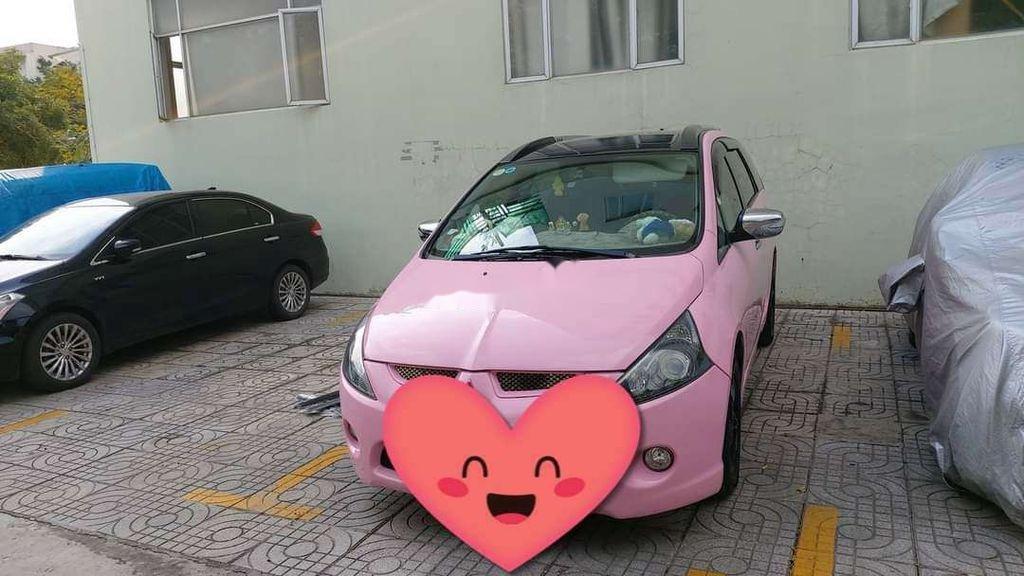 Cần bán gấp Mitsubishi Grandis năm 2007, nhập khẩu nguyên chiếc còn mới (3)