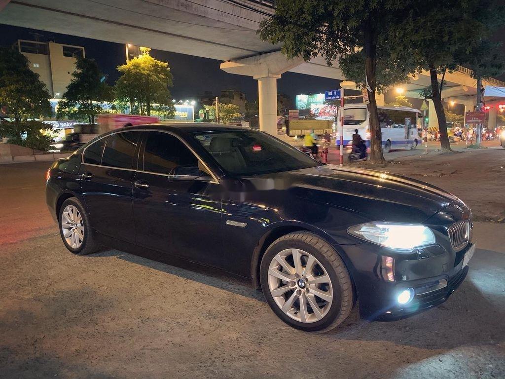 Bán ô tô BMW 5 Series 520i LCI năm sản xuất 2016, màu đen (4)