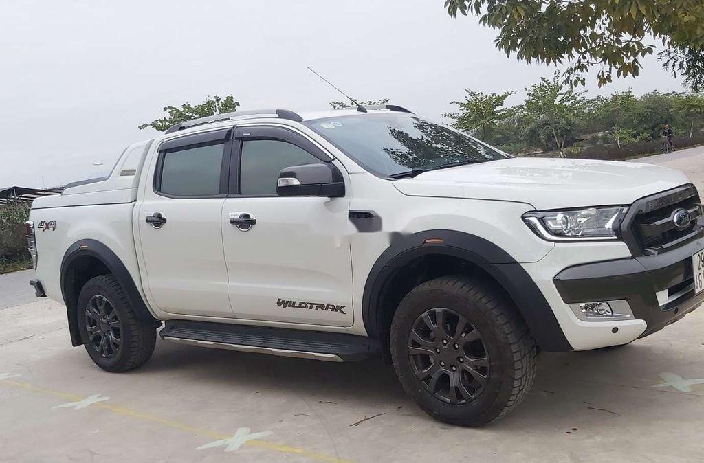 Cần bán gấp Ford Ranger Wildtrak sản xuất năm 2018, nhập khẩu (4)