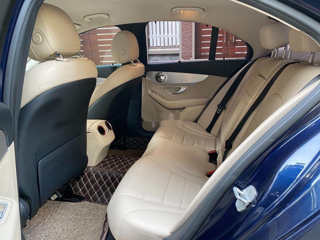 Bán Mercedes C200 đời 2015, màu xanh lam chính chủ, 950 triệu (7)