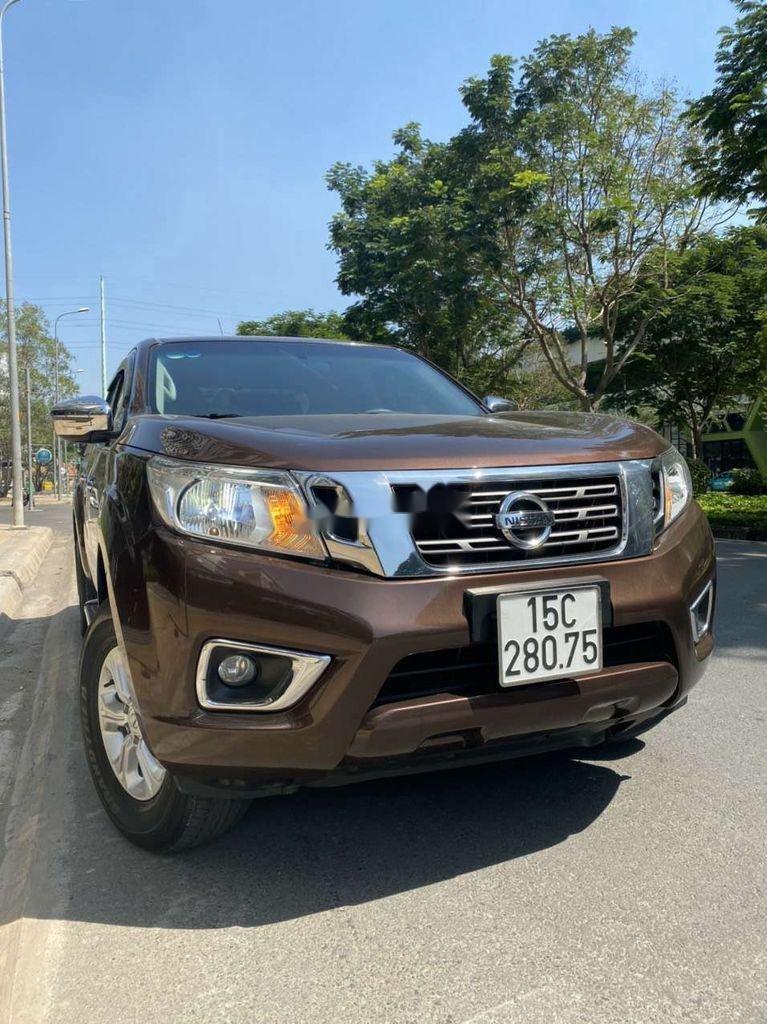 Cần bán Nissan Navara sản xuất năm 2017, xe nhập còn mới, 495tr (1)