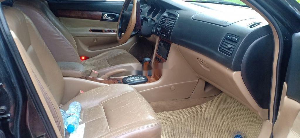 Cần bán lại xe Daewoo Magnus đời 2004, màu đen, 125tr (11)