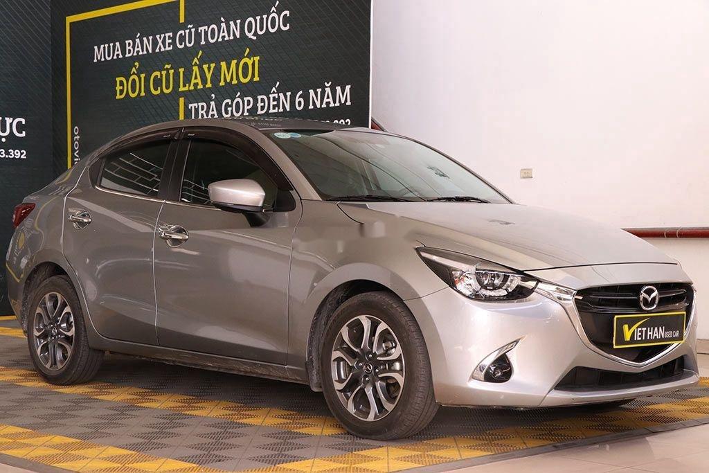 Bán xe Mazda 2 năm 2018, xe nhập còn mới, 498tr (1)