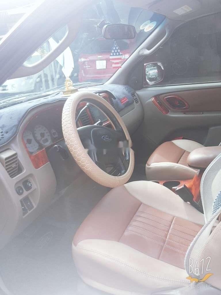 Cần bán lại xe Ford Escape năm sản xuất 2002, xe nhập còn mới, giá 155tr (4)