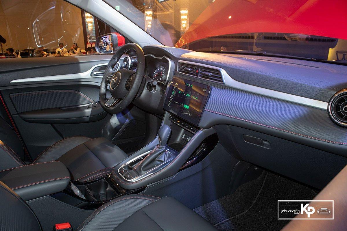 Không gian nội thất xe MG ZS 2021 1