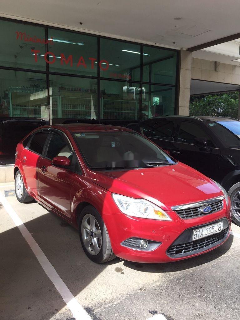 Cần bán gấp Ford Focus đời 2012, màu đỏ, 317tr (12)