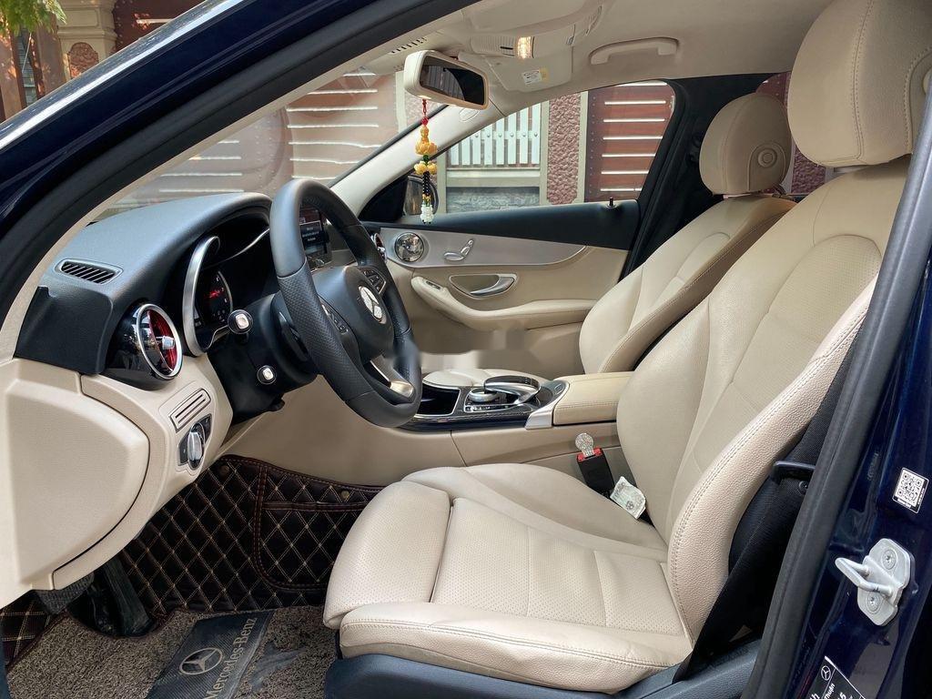 Bán Mercedes C200 đời 2015, màu xanh lam chính chủ, 950 triệu (6)