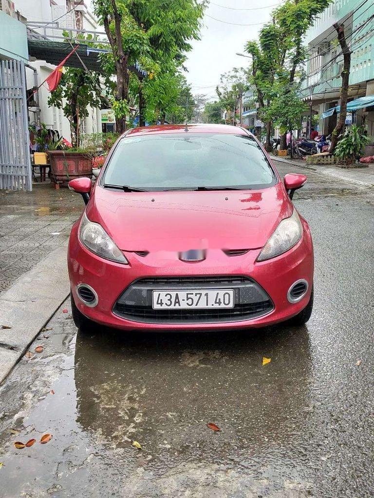 Cần bán gấp Ford Fiesta 2012, màu hồng, giá chỉ 315 triệu (1)