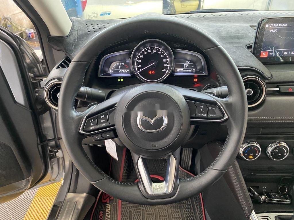 Bán Mazda 2 năm 2018, màu xám, nhập khẩu số tự động (9)