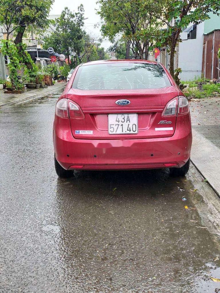 Cần bán gấp Ford Fiesta 2012, màu hồng, giá chỉ 315 triệu (12)