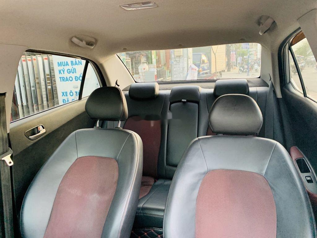 Bán xe Hyundai Grand i10 đời 2015, màu bạc, nhập khẩu  (9)