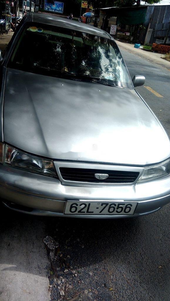 Bán Daewoo Cielo 2012, màu bạc chính chủ (1)