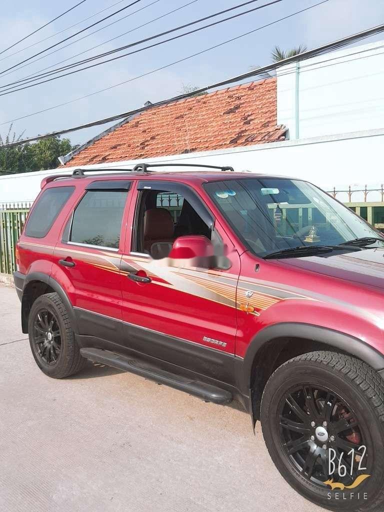 Cần bán lại xe Ford Escape năm sản xuất 2002, xe nhập còn mới, giá 155tr (2)