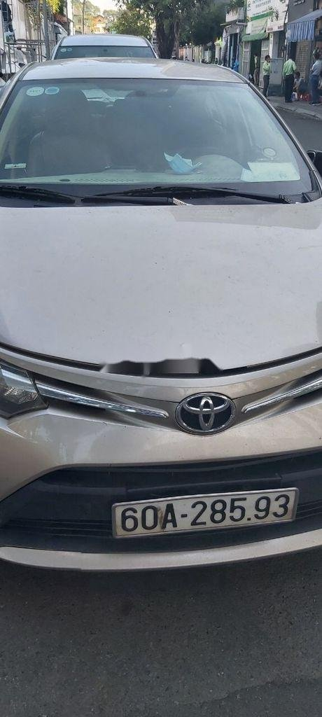 Bán Toyota Vios năm sản xuất 2016, nhập khẩu còn mới (2)