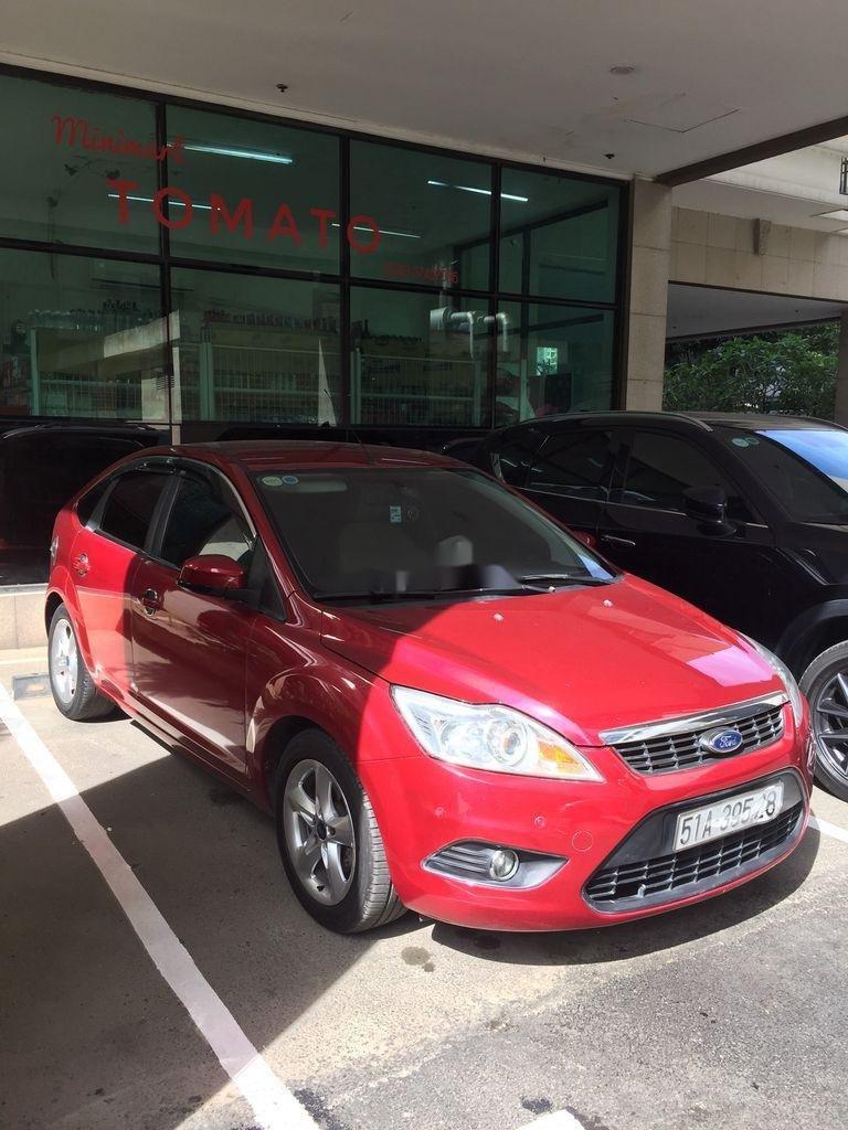 Cần bán gấp Ford Focus đời 2012, màu đỏ, 317tr (3)