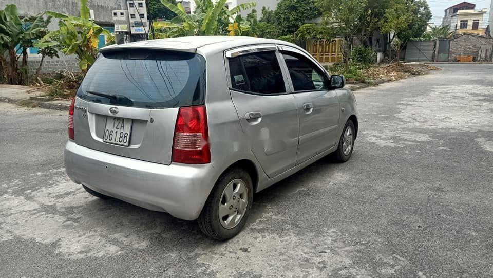 Bán Kia Morning năm sản xuất 2007, màu bạc, nhập khẩu (2)