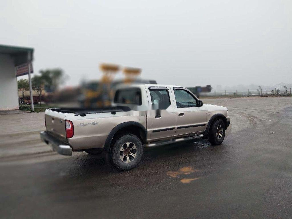 Xe Ford Ranger sản xuất năm 2006, xe nhập  (1)