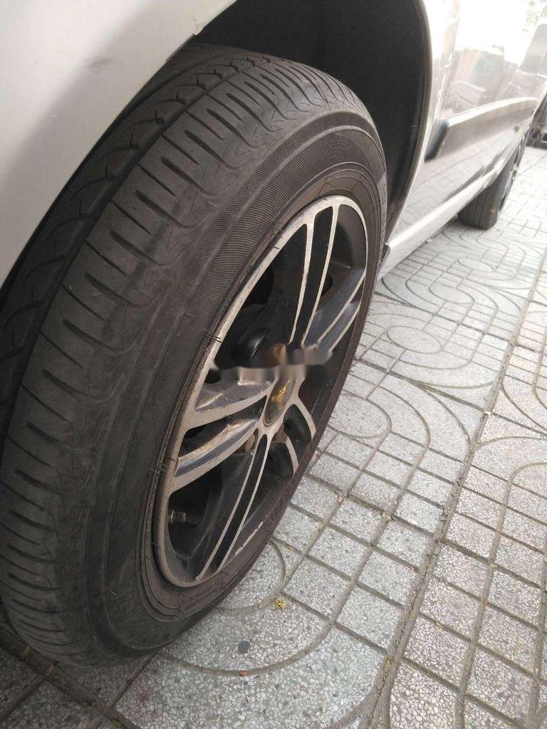Bán Chevrolet Spark đời 2009, màu bạc ít sử dụng (6)