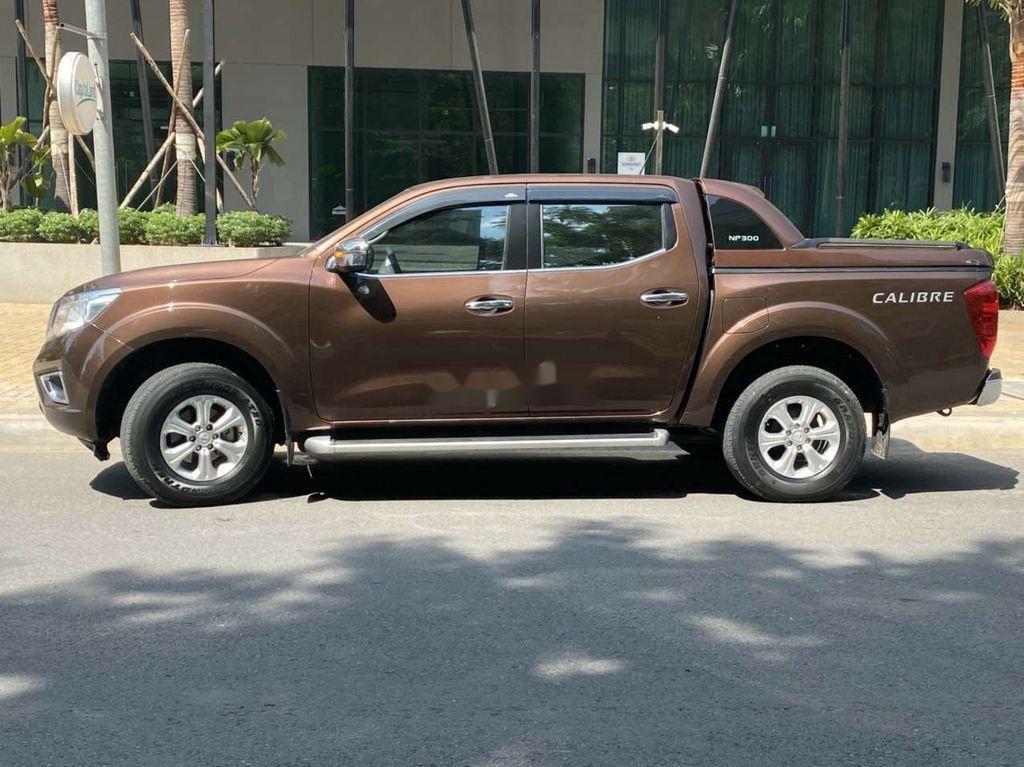 Cần bán Nissan Navara sản xuất năm 2017, xe nhập còn mới, 495tr (2)