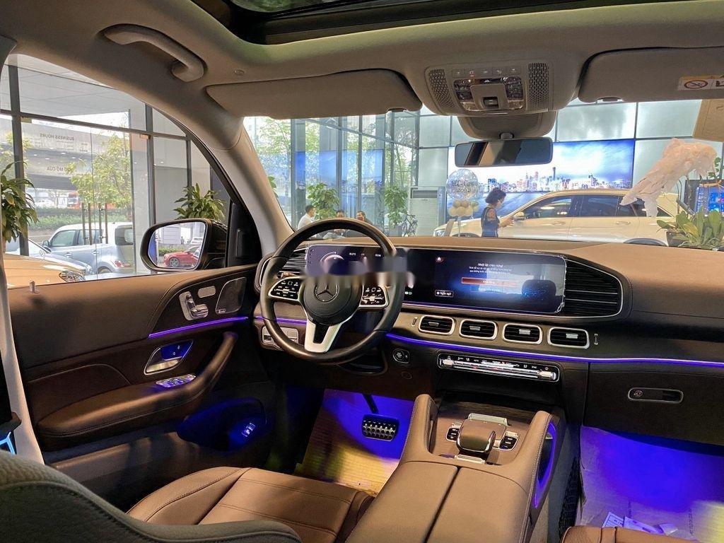 Bán ô tô Mercedes GLS450 đời 2020, màu trắng, nhập khẩu (4)