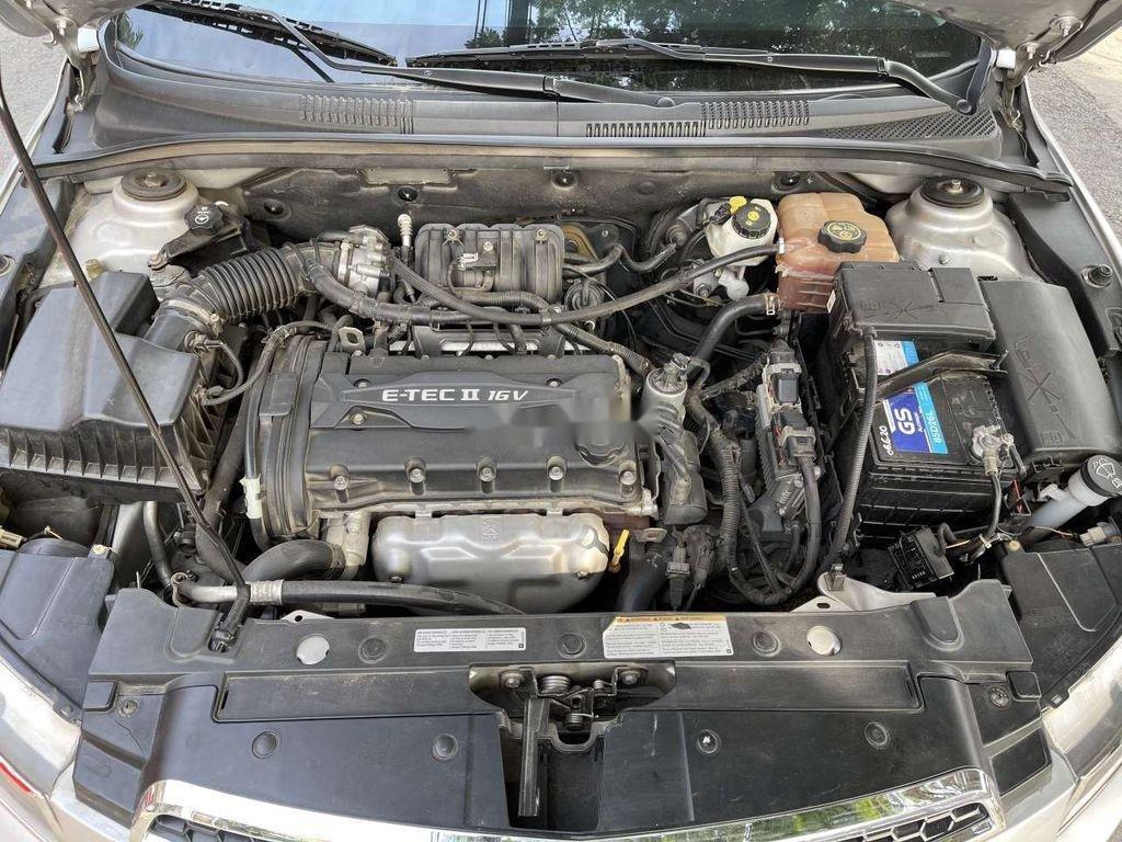 Bán Chevrolet Cruze đời 2012, màu bạc, nhập khẩu (10)