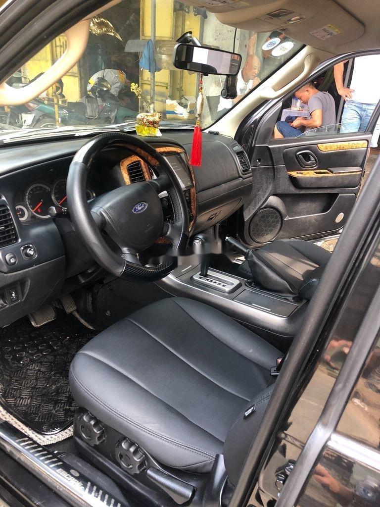 Bán xe Ford Escape đời 2010, màu đen, 333 triệu (6)