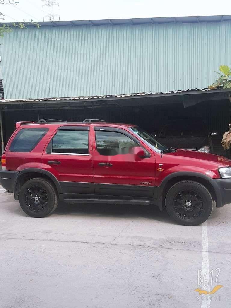 Cần bán lại xe Ford Escape năm sản xuất 2002, xe nhập còn mới, giá 155tr (6)