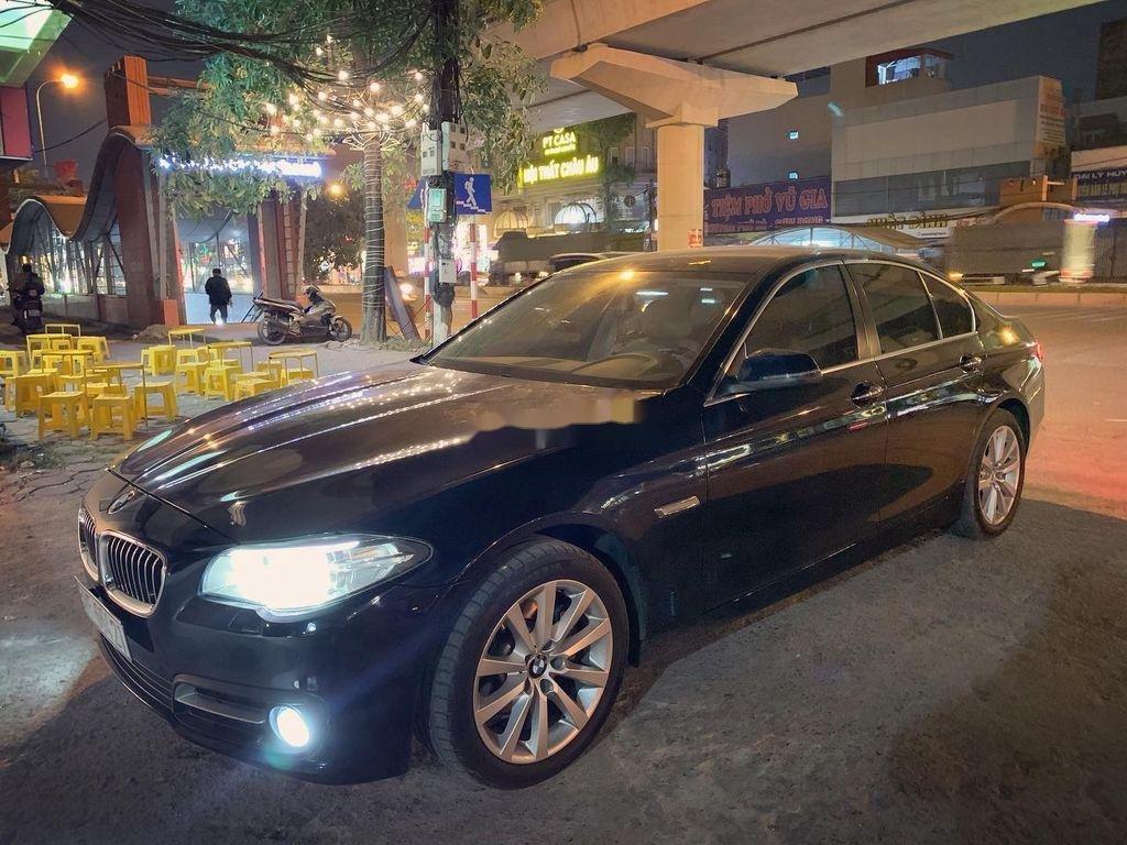Bán ô tô BMW 5 Series 520i LCI năm sản xuất 2016, màu đen (3)