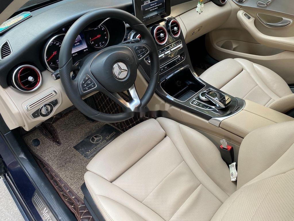 Bán Mercedes C200 đời 2015, màu xanh lam chính chủ, 950 triệu (5)