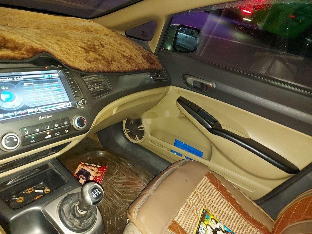 Bán Honda Civic năm sản xuất 2007, màu xám (10)