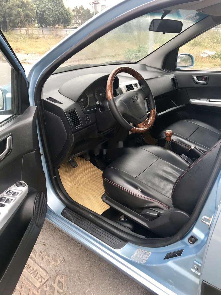 Bán ô tô Hyundai Getz sản xuất 2009, nhập khẩu (6)