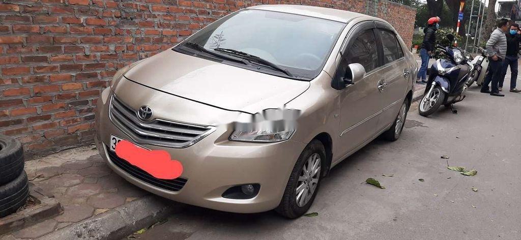 Bán Toyota Vios năm 2010 còn mới, giá tốt (2)