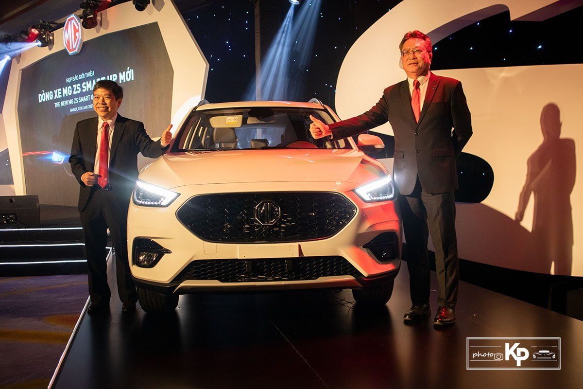 Giá xe MG ZS 2021 mới nhất