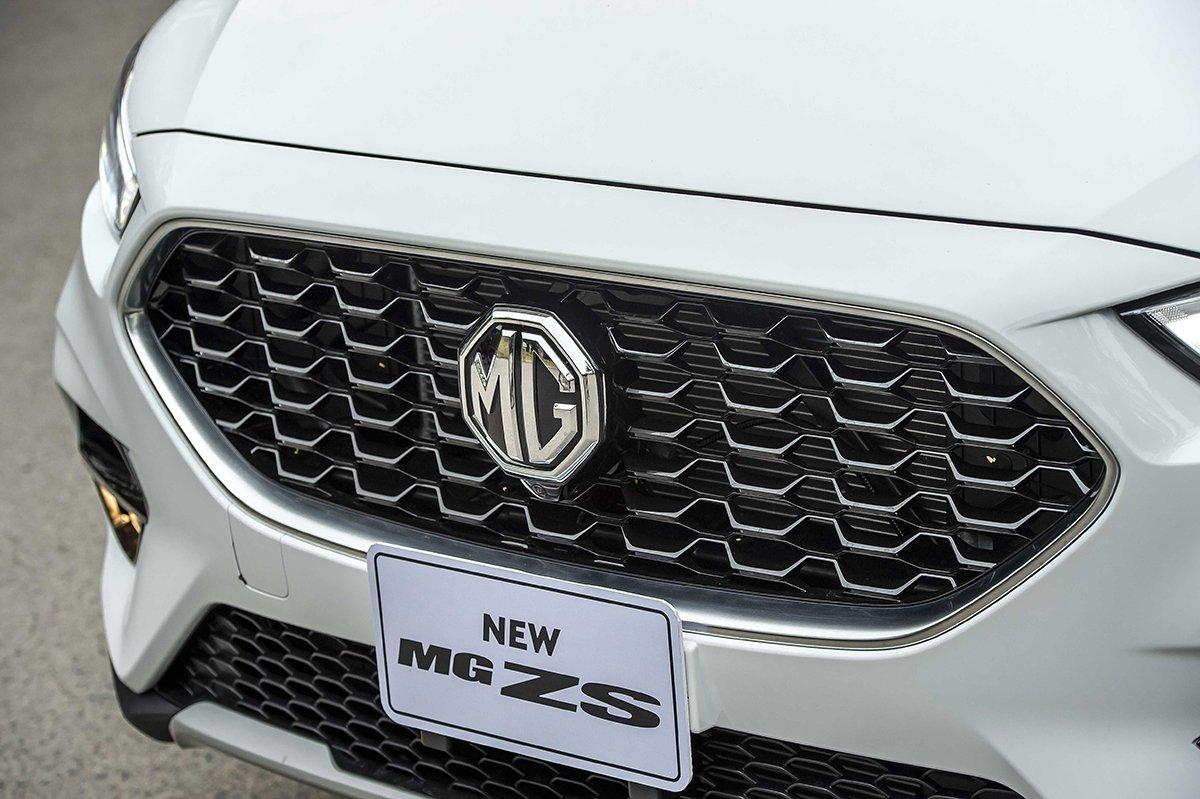 Ngoại thất xe MG ZS 2021 - Ảnh 2.
