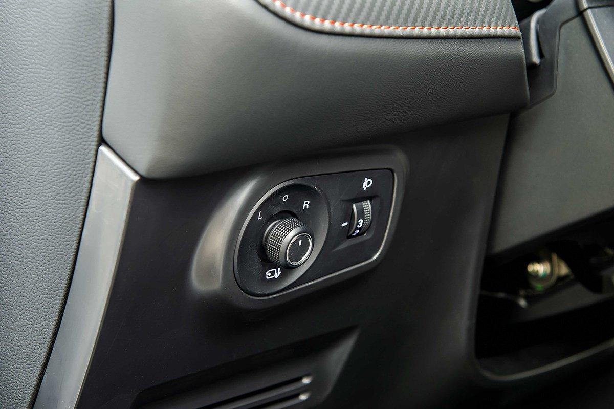 Nội thất xe MG ZS 2021 - Ảnh 4.
