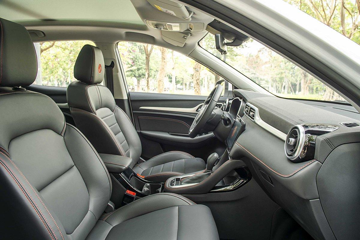 Nội thất xe MG ZS 2021 - Ảnh 5.
