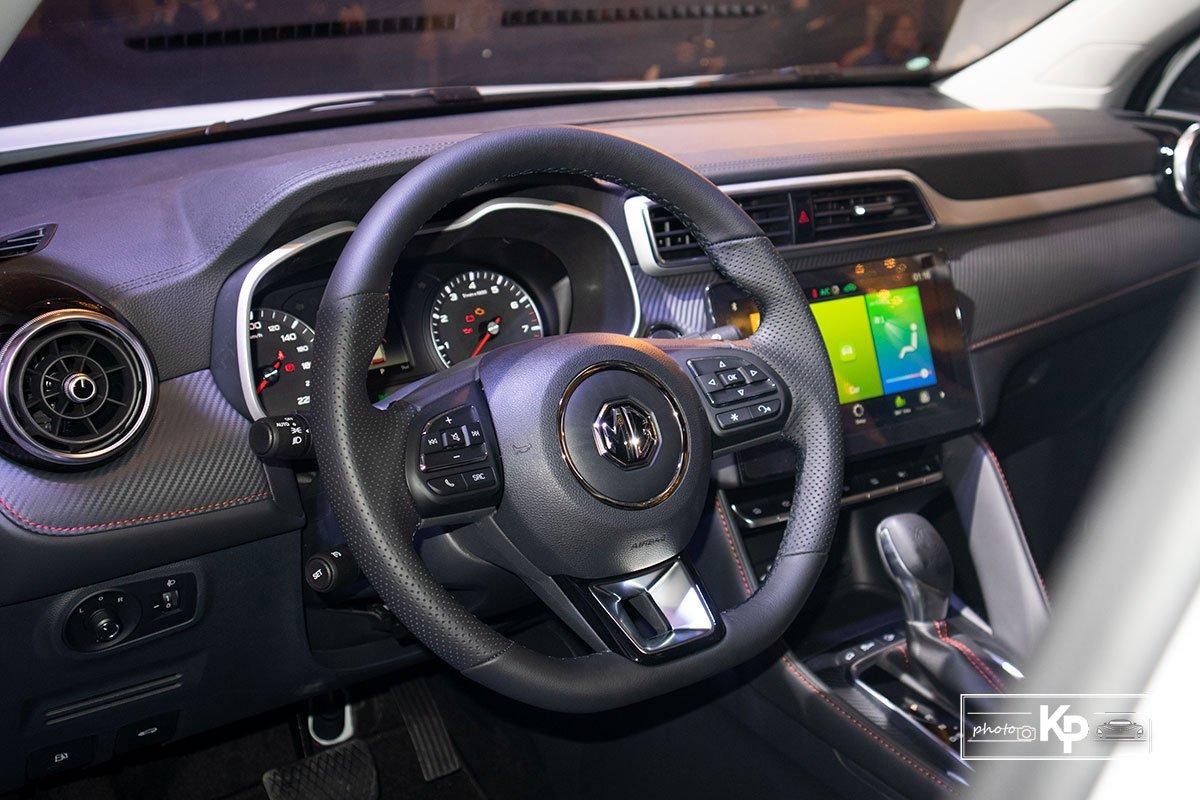 Ảnh Vô-lăng xe MG ZS 2021