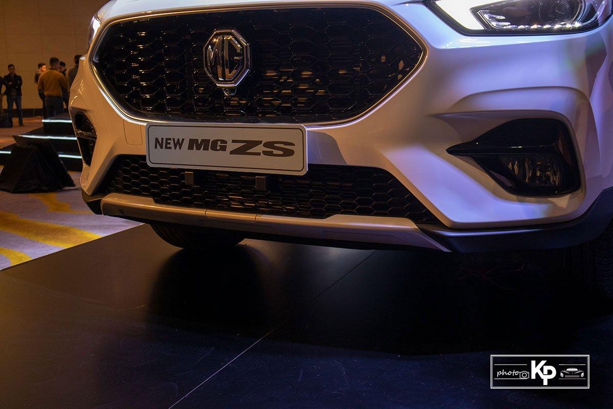 Ảnh Cản trước xe MG ZS 2021 đỏ