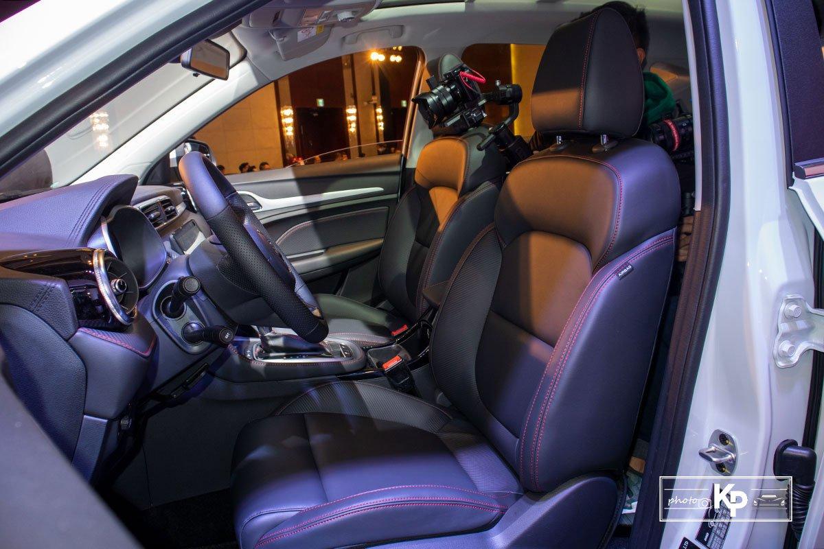 Ảnh Ghế lái xe MG ZS 2021
