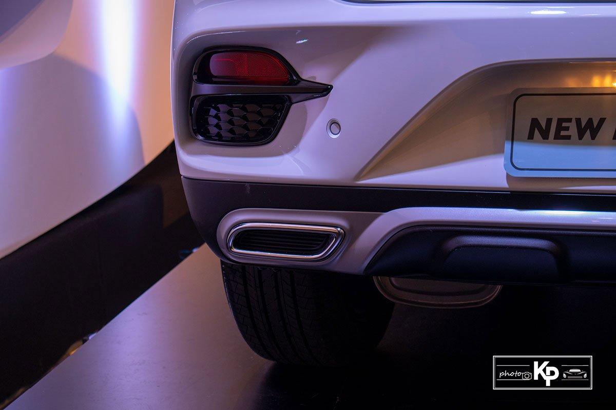 Ảnh Ống xả xe MG ZS 2021