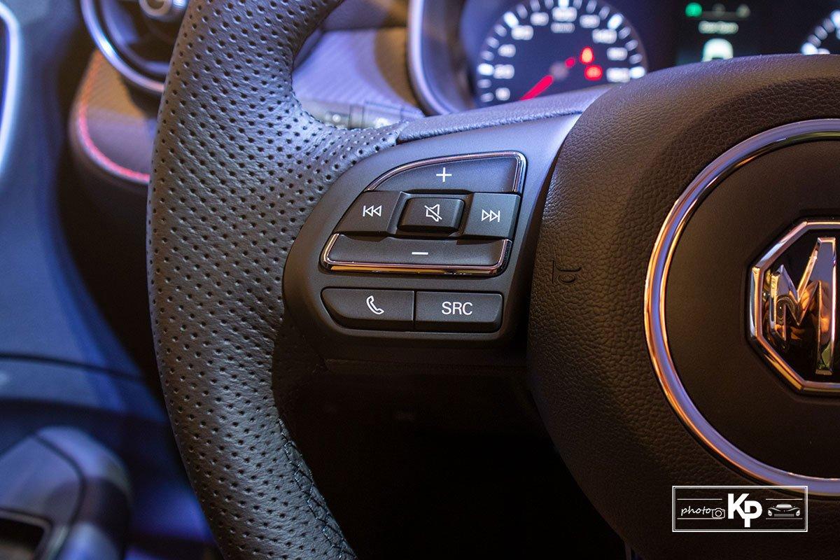 Ảnh Nút bấm xe MG ZS 2021 đỏ