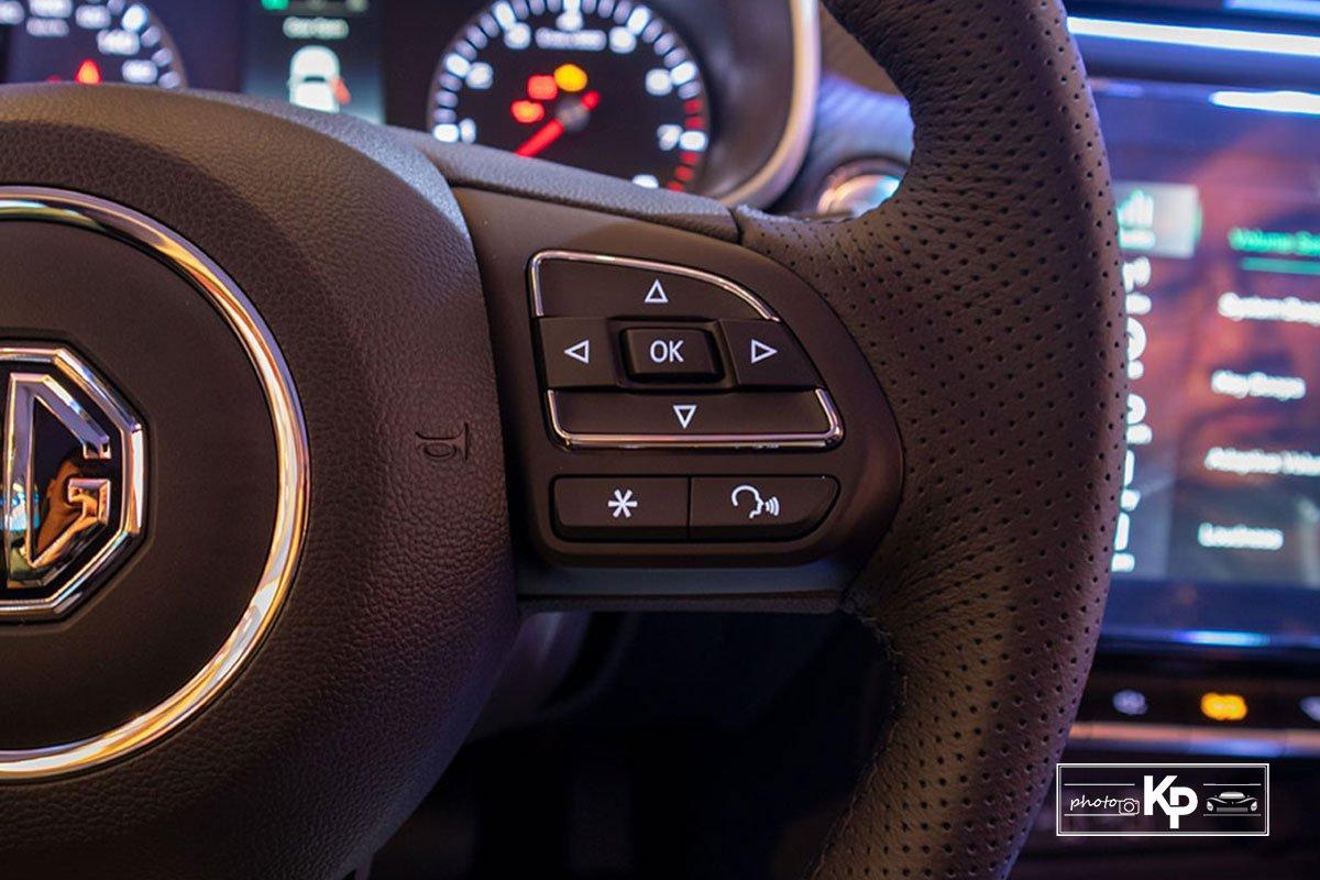 Ảnh Nút bấm xe MG ZS 2021 a1