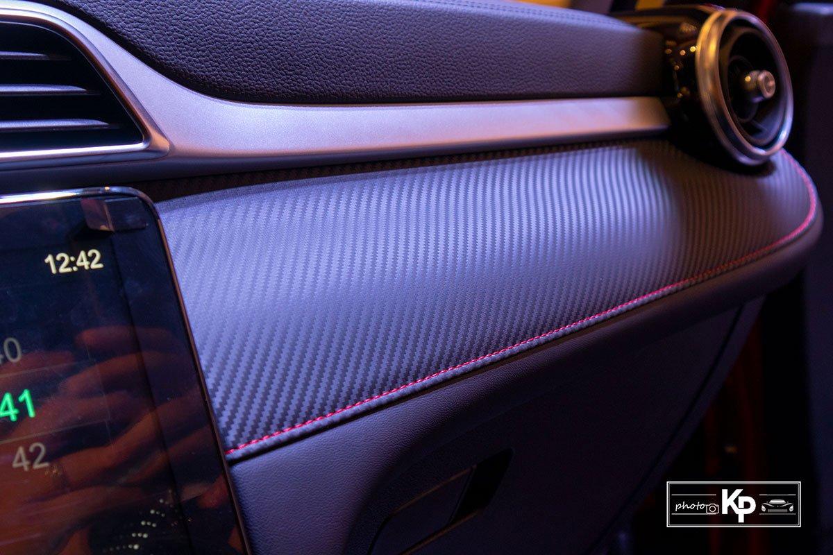 Ảnh Vân carbon giả xe MG ZS 2021