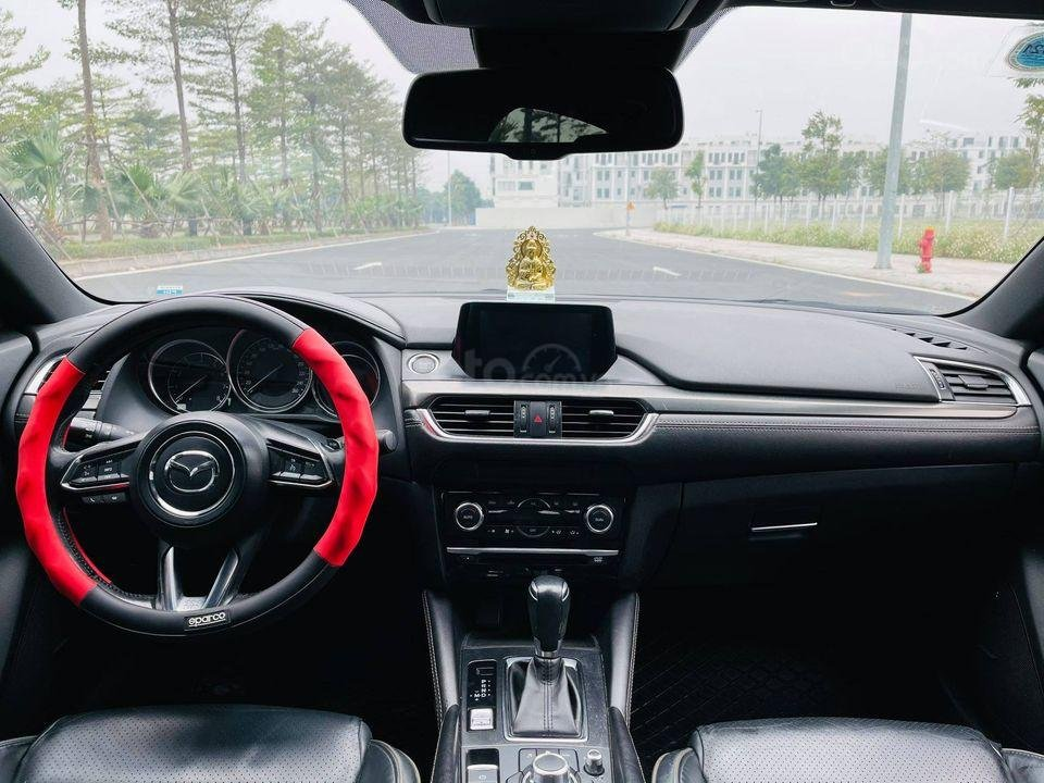 Cần bán gấp với giá ưu đãi nhất chiếc Mazda 6 2.5 Premium sản xuất 2016 (6)