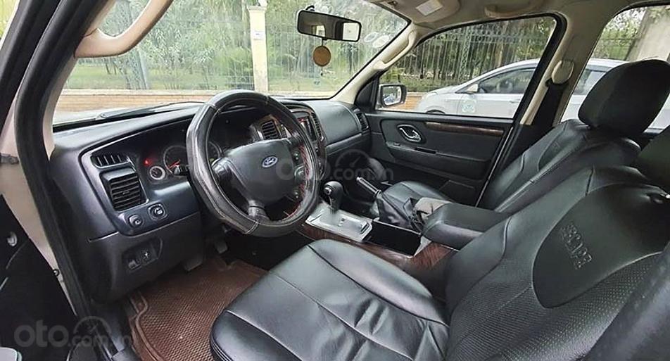 Cần bán lại xe Ford Escape sản xuất năm 2010, màu hồng còn mới, giá chỉ 339 triệu (3)