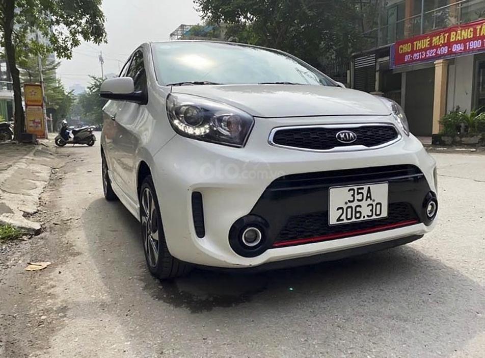 Xe Kia Morning sản xuất năm 2017 còn mới, giá 335tr (4)