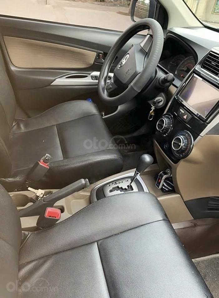 Cần bán lại xe Toyota Avanza sản xuất năm 2018, màu bạc, 465 triệu (4)