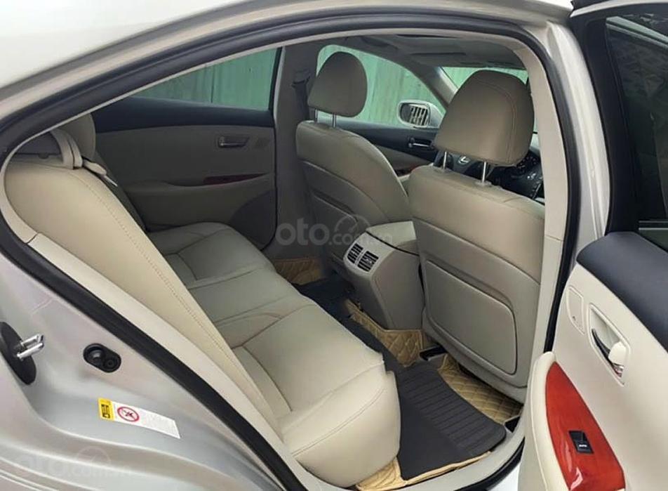 Cần bán lại xe Lexus ES350 sản xuất năm 2008, màu bạc, nhập khẩu (4)