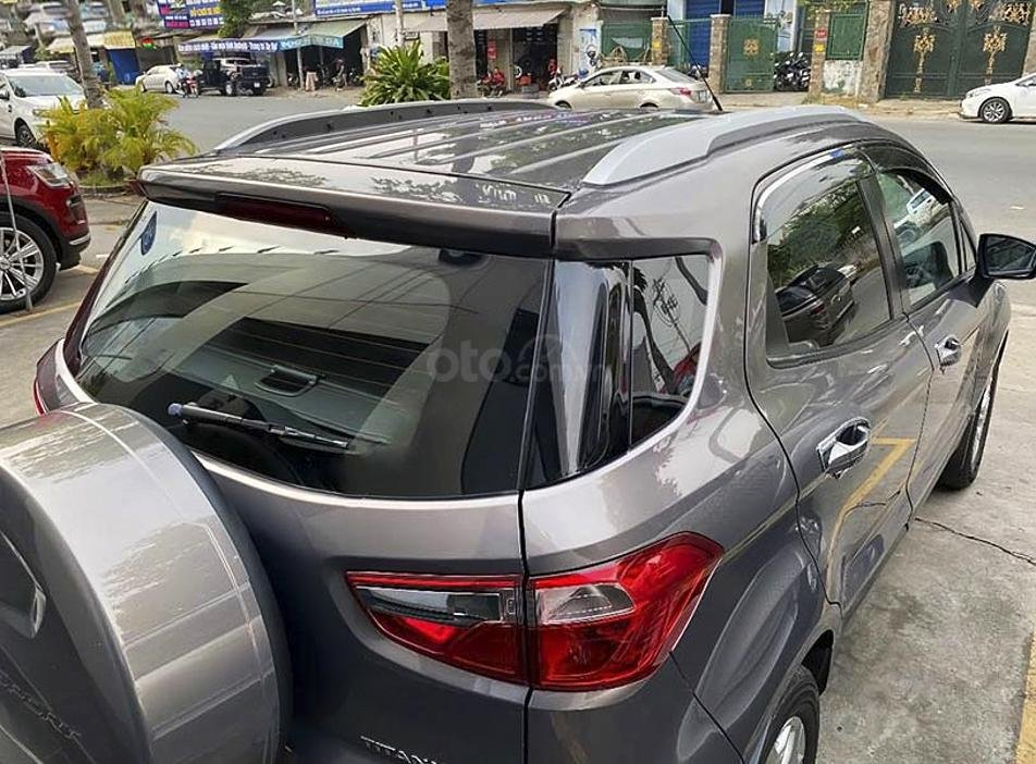 Bán xe Ford EcoSport đời 2015, màu xám còn mới (2)