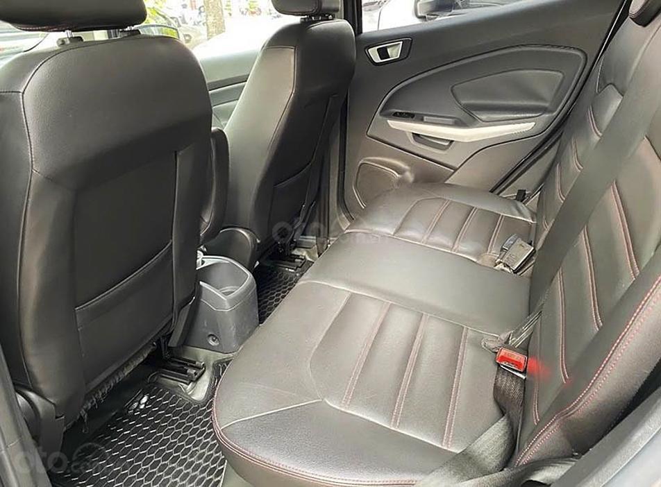 Bán xe Ford EcoSport đời 2015, màu xám còn mới (5)